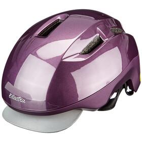Electra Commute Helm MIPS lila
